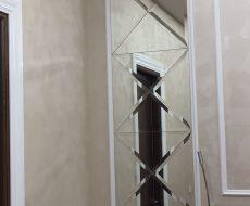 Зеркальное панно 5
