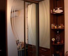 Зеркала для шкафов купе 6