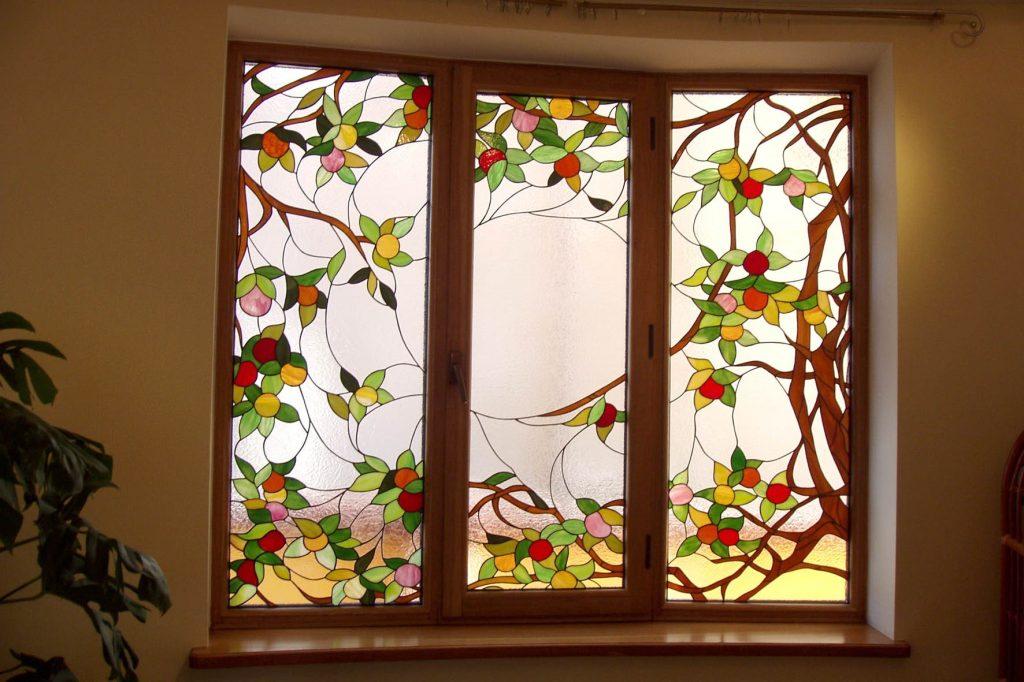 Использование стекла в интерьере 2