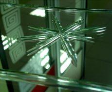 Алмазная гравировка на стекле 10