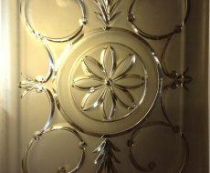 Алмазная гравировка на стекле 9