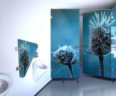 Декоративная пленка на стекло 8