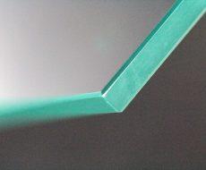 Еврокромка на стекле 1