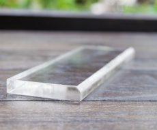 Еврокромка на стекле 10