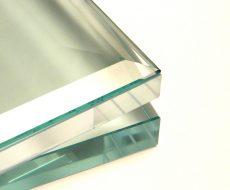 Еврокромка на стекле 13