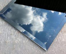 Еврокромка на стекле 14
