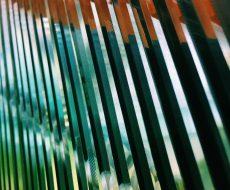 Еврокромка на стекле 8