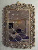 Гравировка на зеркале 7