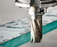 Обработка кромки стекла 8