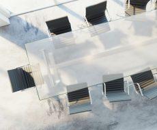 Столешницы из стекла 11
