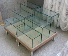 УФ склейка стекла 1