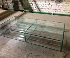 УФ склейка стекла 3