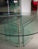 УФ склейка стекла 8