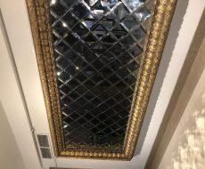 Зеркальное панно 9