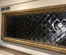 Зеркальное панно 10